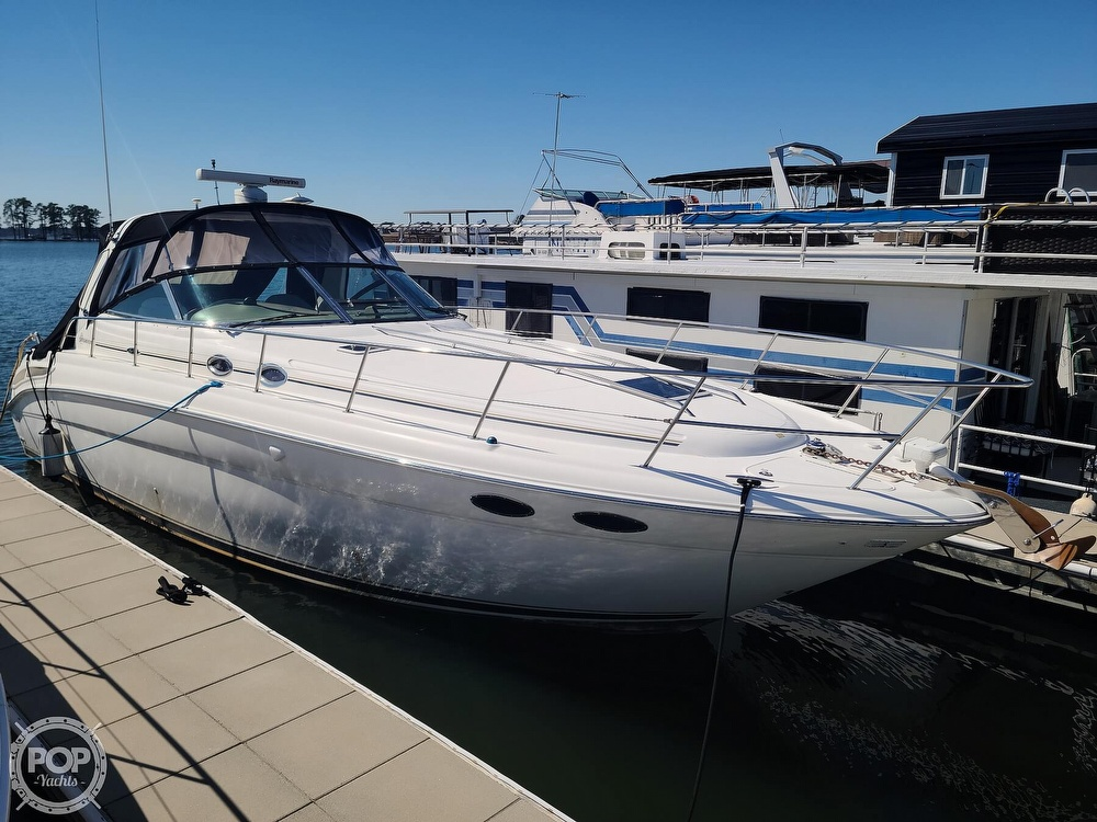 2003 Sea Ray boat for sale, model of the boat is 380 Sundancer & Image # 3 of 40