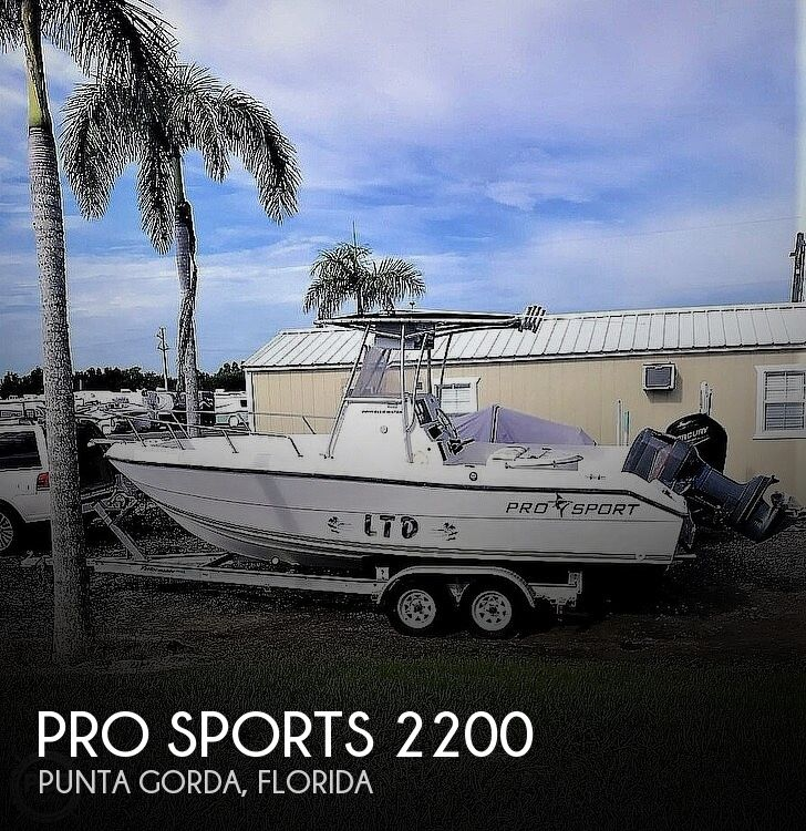 Used Pro Sports Boats For Sale by owner | 2004 Pro Sports 2200 BW