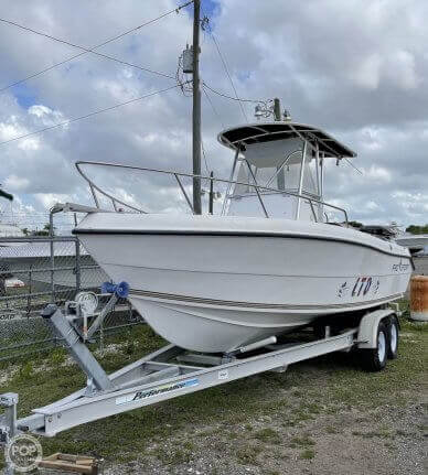 Pro Sports 2200 Blue Water, 2200, for sale - $21,400