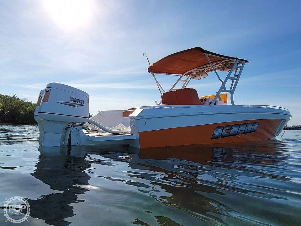 1990 Scarab boat for sale, model of the boat is 30 Sport & Image # 7 of 40