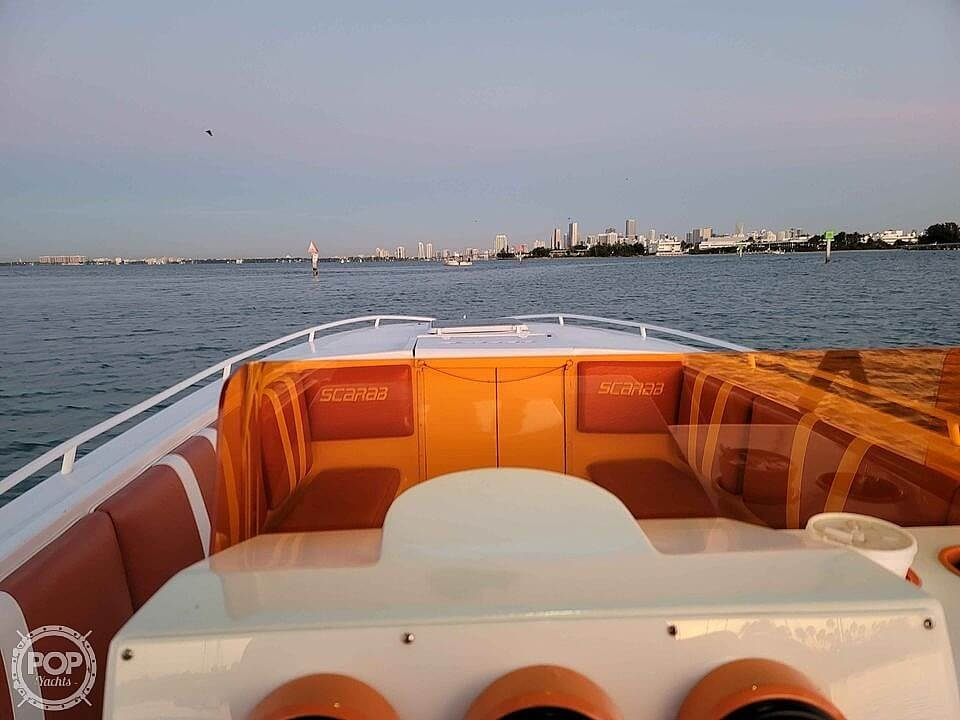 1990 Scarab boat for sale, model of the boat is 30 Sport & Image # 10 of 40