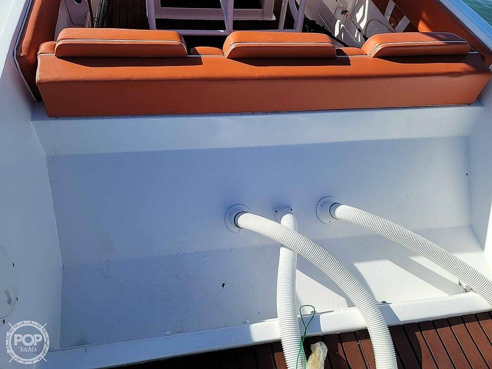 1990 Scarab boat for sale, model of the boat is 30 Sport & Image # 11 of 40