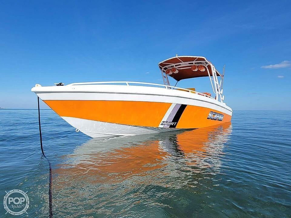 1990 Scarab boat for sale, model of the boat is 30 Sport & Image # 2 of 40