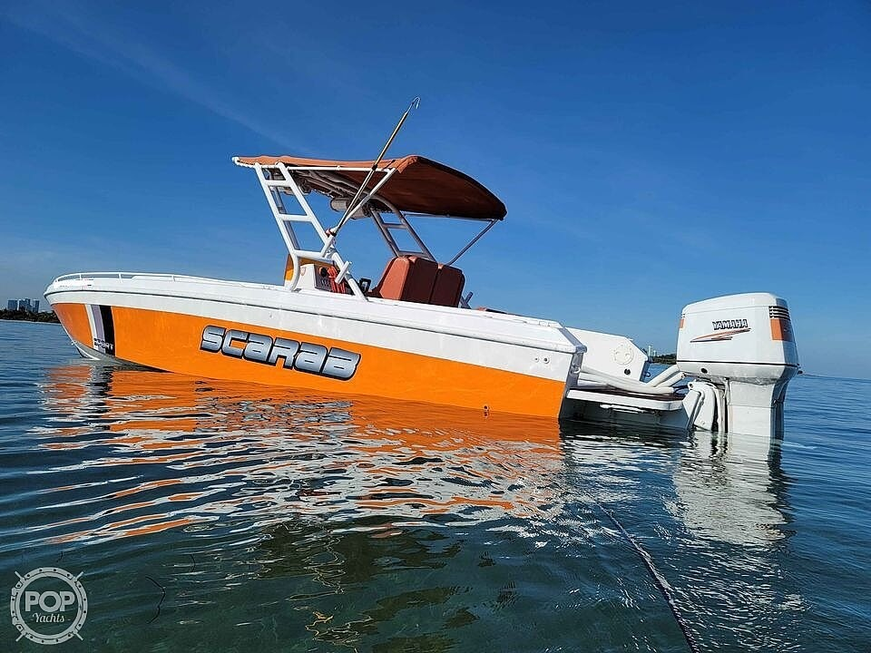1990 Scarab boat for sale, model of the boat is 30 Sport & Image # 3 of 40