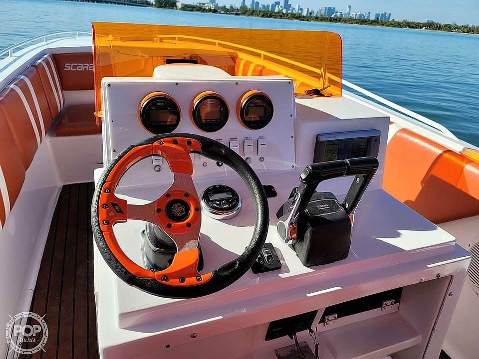 1990 Scarab boat for sale, model of the boat is 30 Sport & Image # 8 of 40