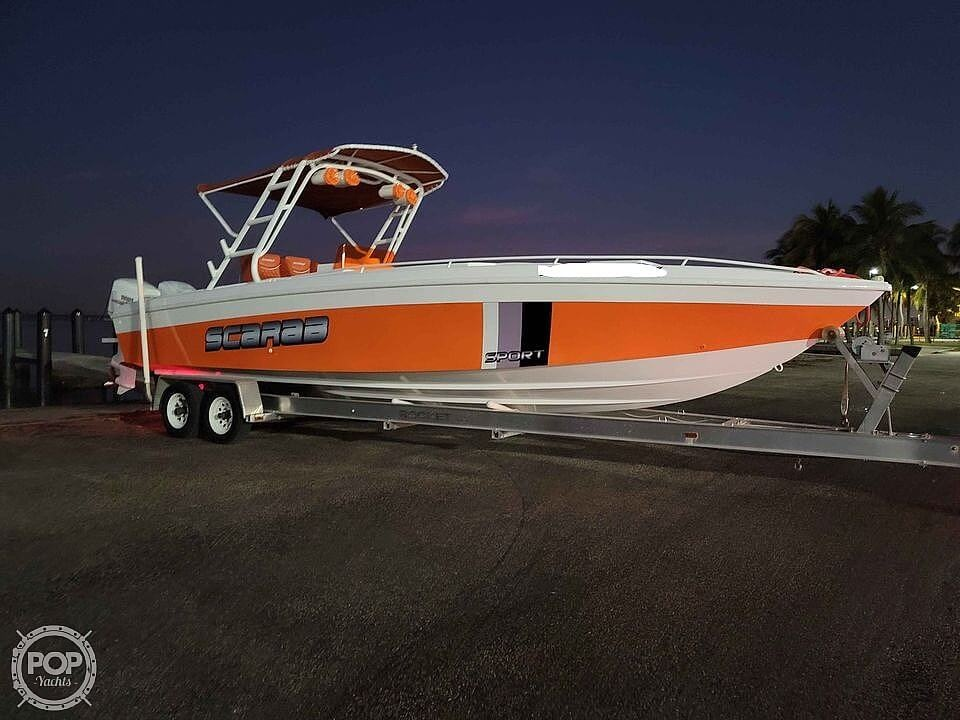 1990 Scarab boat for sale, model of the boat is 30 Sport & Image # 14 of 40