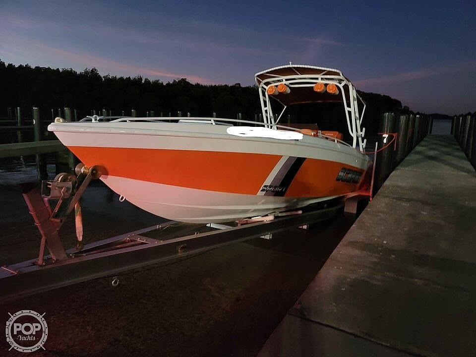 1990 Scarab boat for sale, model of the boat is 30 Sport & Image # 15 of 40