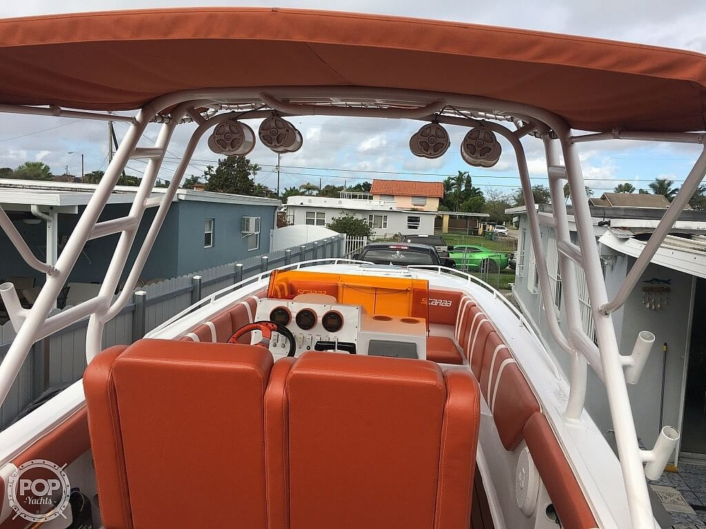 1990 Scarab boat for sale, model of the boat is 30 Sport & Image # 21 of 40