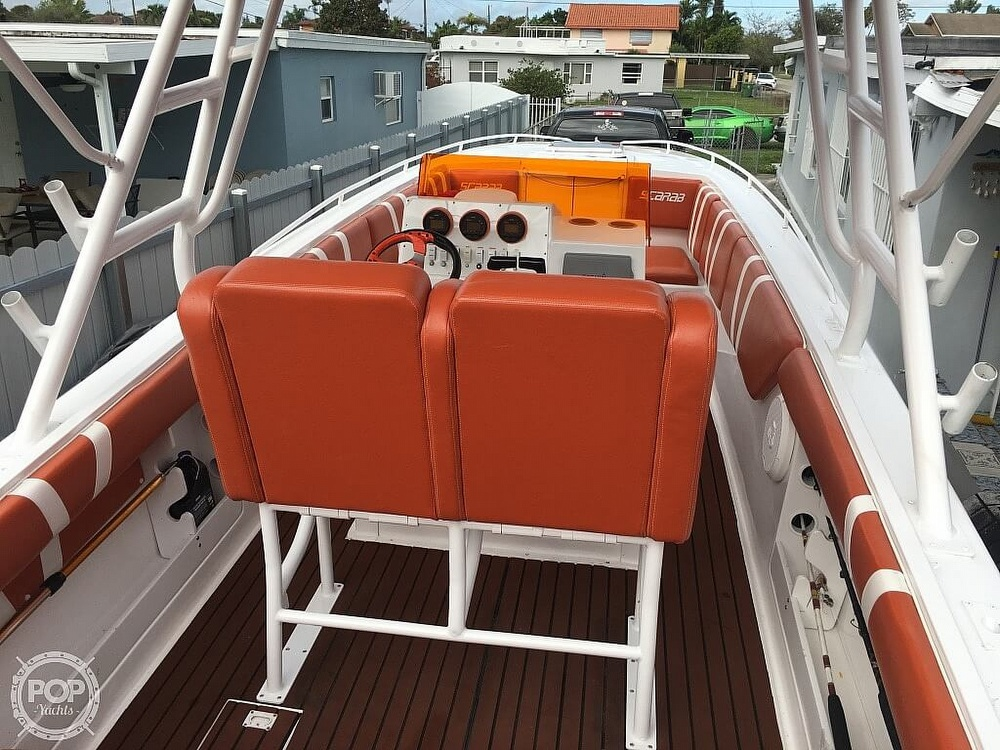 1990 Scarab boat for sale, model of the boat is 30 Sport & Image # 22 of 40