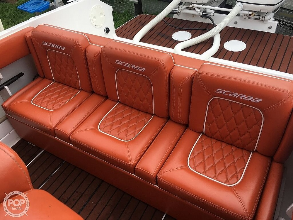 1990 Scarab boat for sale, model of the boat is 30 Sport & Image # 31 of 40