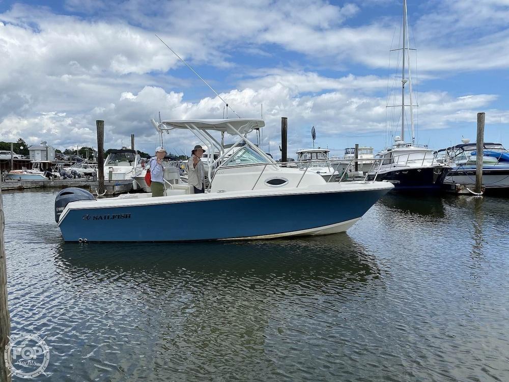 2016 Sailfish 220 WAC