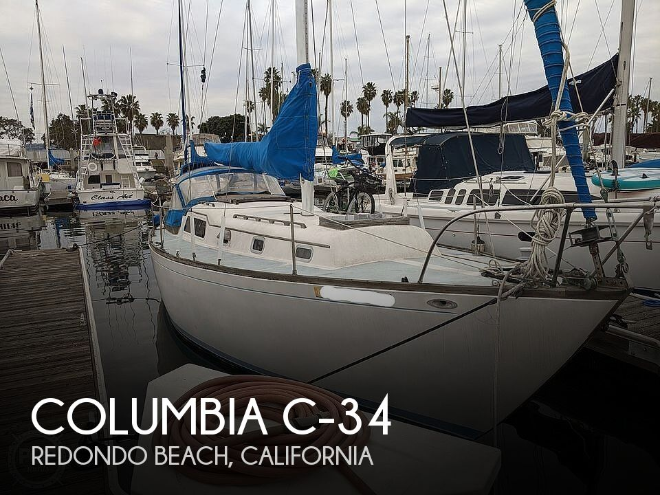 Used Columbia 34 Boats For Sale by owner | 1967 Columbia 34