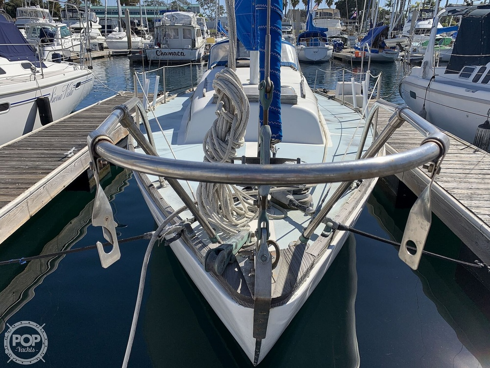 1967 Columbia boat for sale, model of the boat is C-34 & Image # 24 of 40