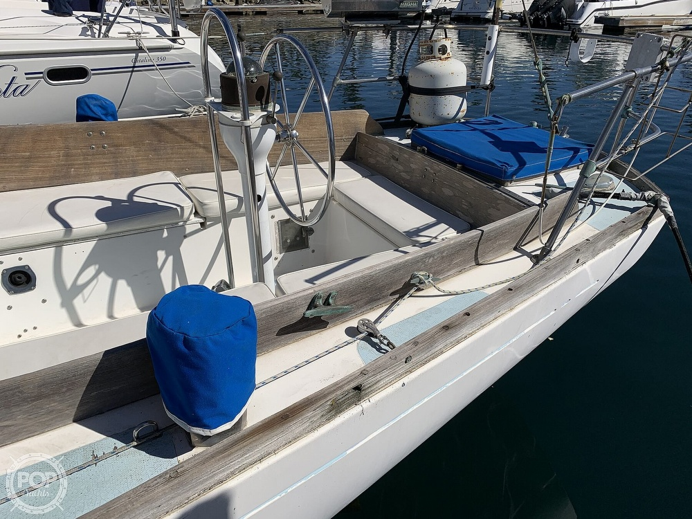 1967 Columbia boat for sale, model of the boat is C-34 & Image # 33 of 40