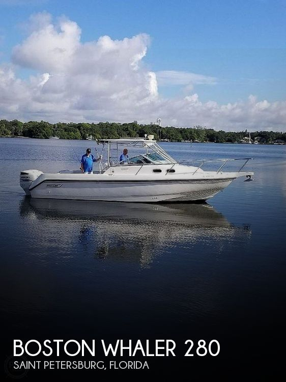 Used Boston Whaler 280 Conquest Boats For Sale by owner | 1999 Boston Whaler 280 Conquest