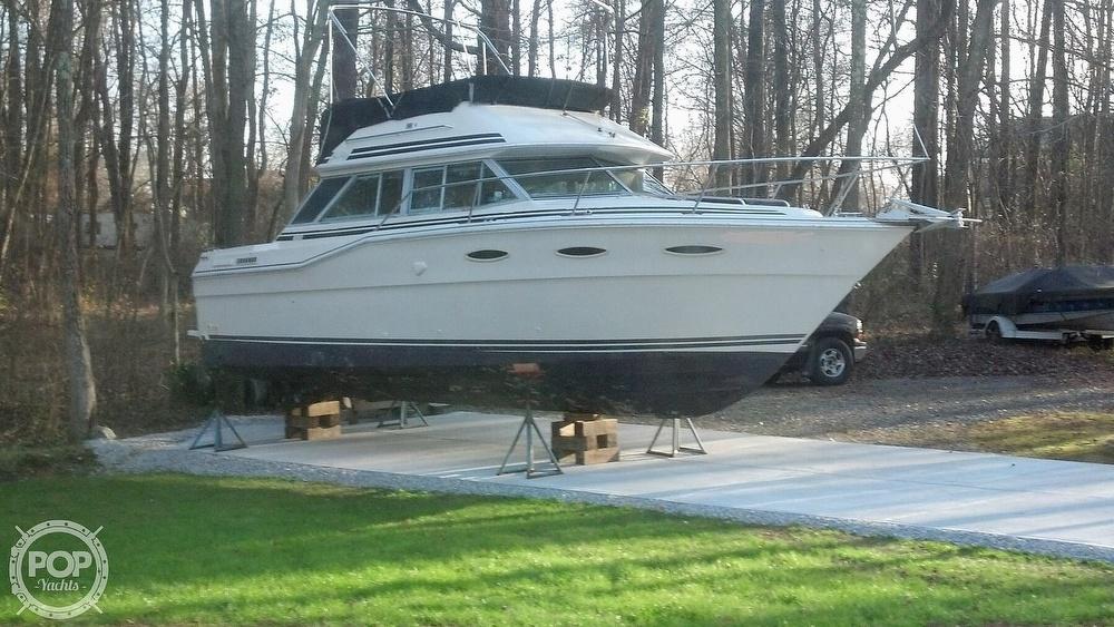 1986 Sea Ray boat for sale, model of the boat is 300 Sedan Bridge & Image # 3 of 15