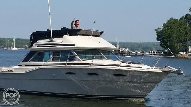 1986 Sea Ray 300 Sedan Bridge - #$LI_INDEX