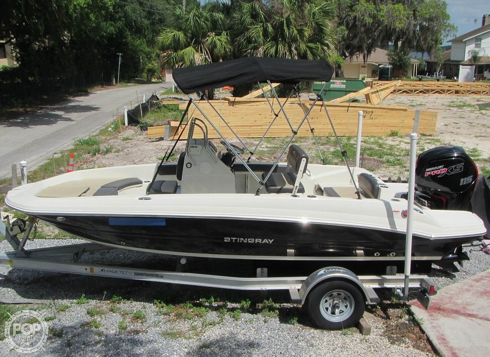 2019 Stingray boat for sale, model of the boat is 186CC & Image # 5 of 40