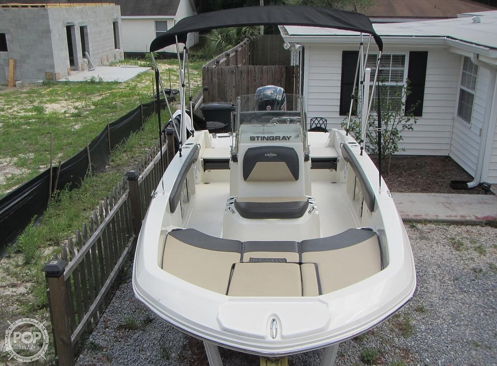 2019 Stingray boat for sale, model of the boat is 186CC & Image # 16 of 40