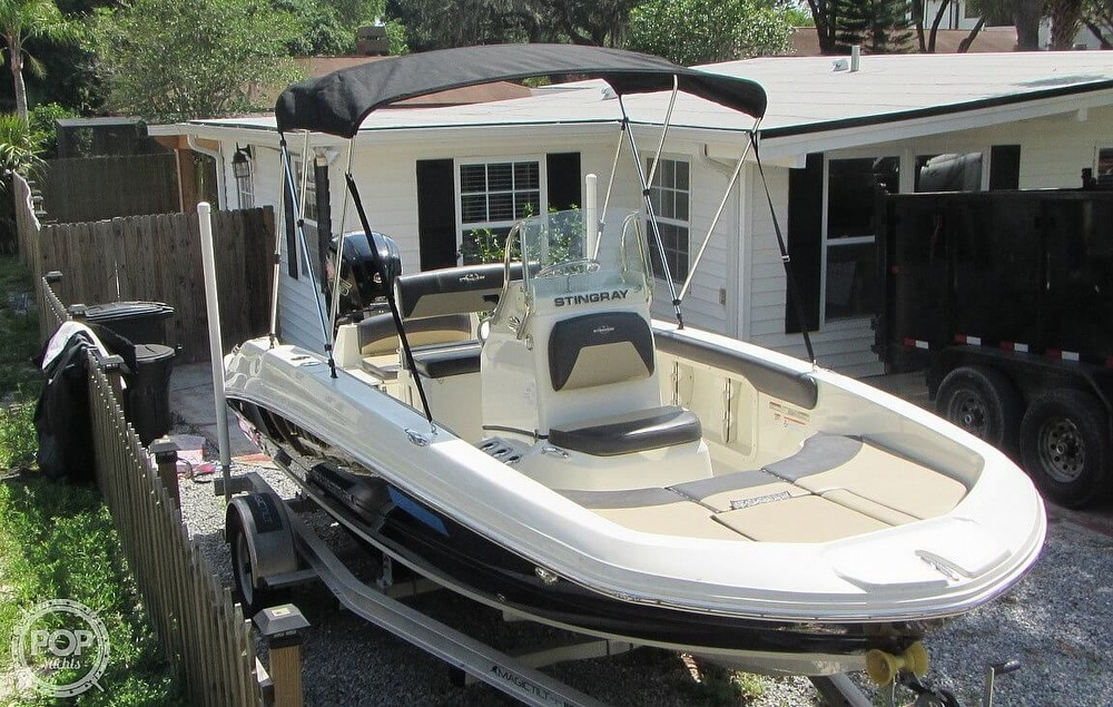 2019 Stingray boat for sale, model of the boat is 186CC & Image # 10 of 40