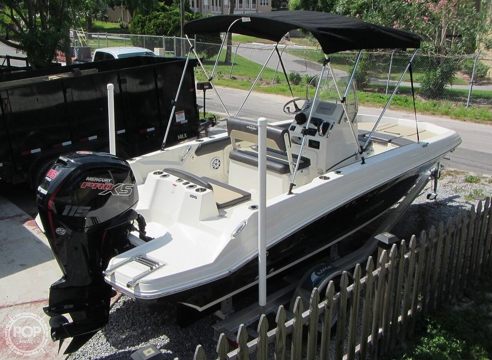 2019 Stingray boat for sale, model of the boat is 186CC & Image # 18 of 40