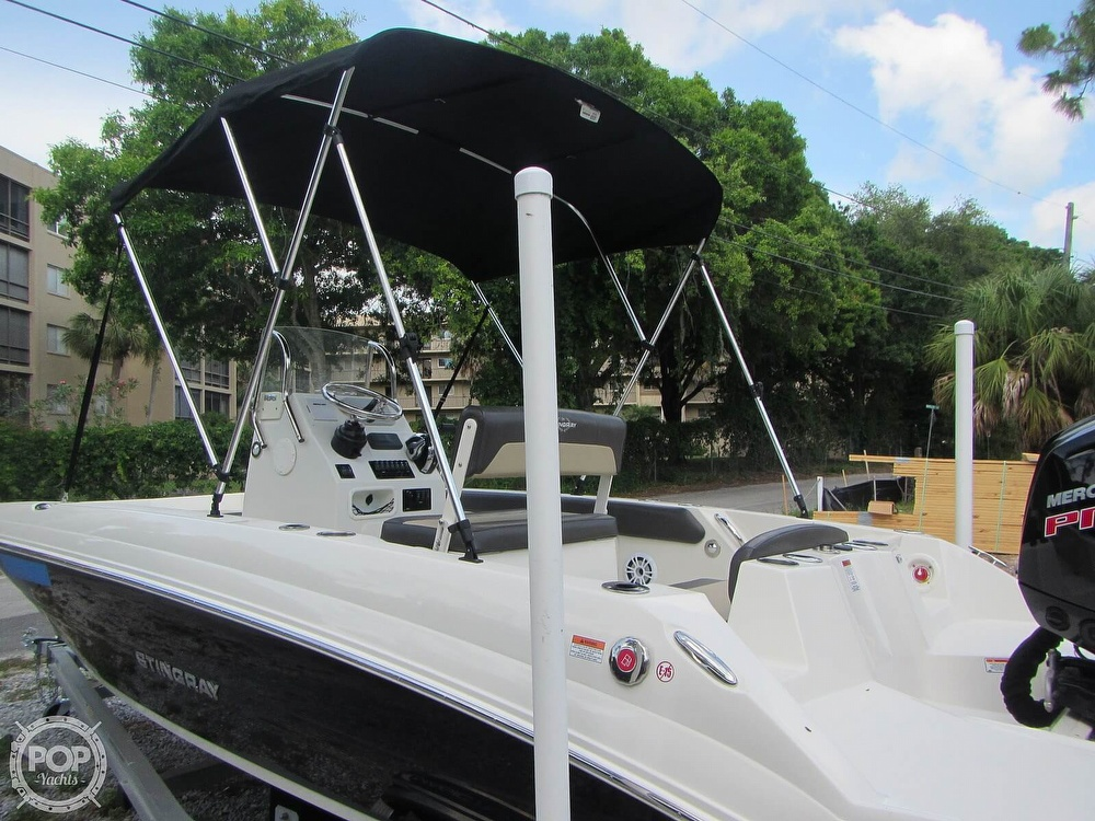 2019 Stingray boat for sale, model of the boat is 186CC & Image # 23 of 40