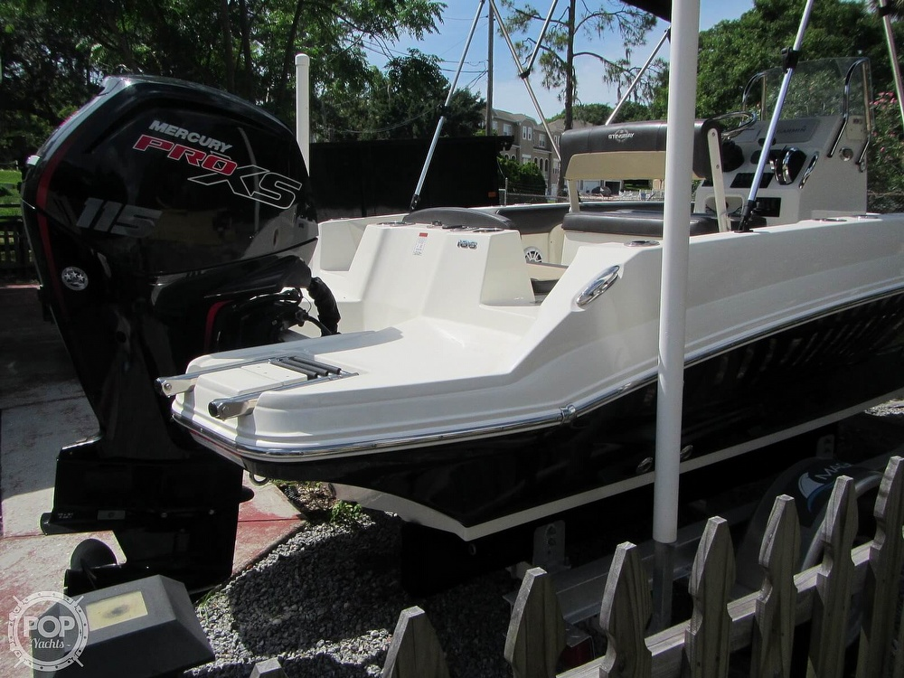 2019 Stingray boat for sale, model of the boat is 186CC & Image # 25 of 40