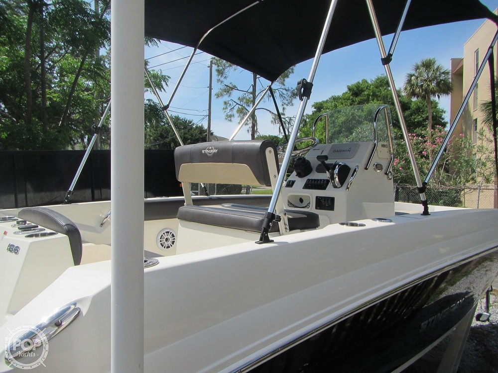 2019 Stingray boat for sale, model of the boat is 186CC & Image # 27 of 40
