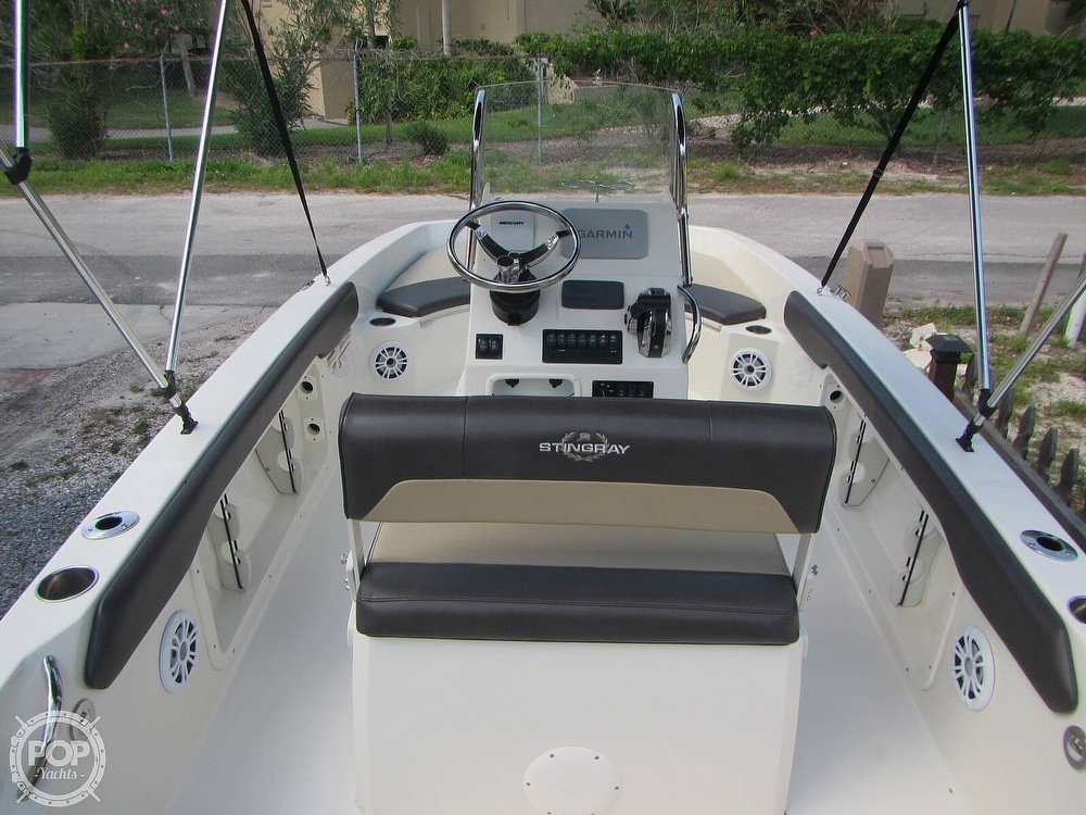 2019 Stingray boat for sale, model of the boat is 186CC & Image # 2 of 40