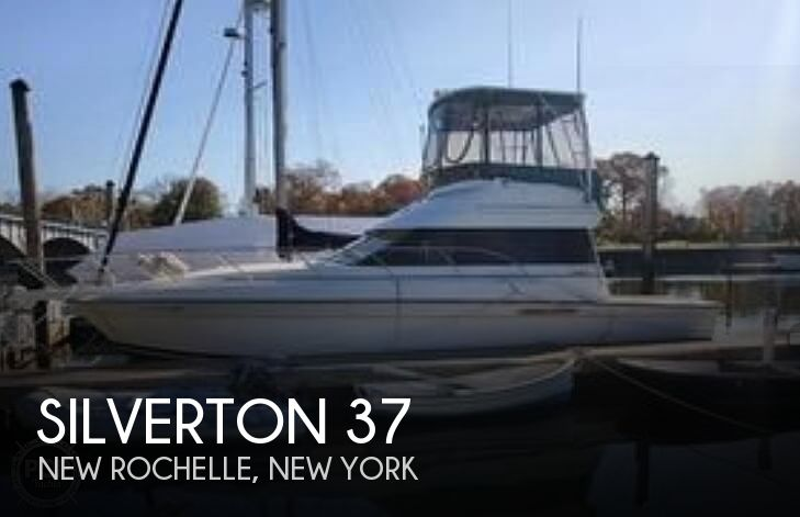 Used Silverton Fishing boats For Sale by owner | 1993 Silverton 37