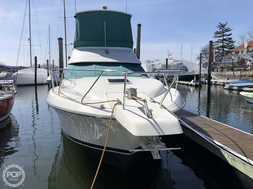 1993 Silverton boat for sale, model of the boat is 37 Convertible & Image # 4 of 40