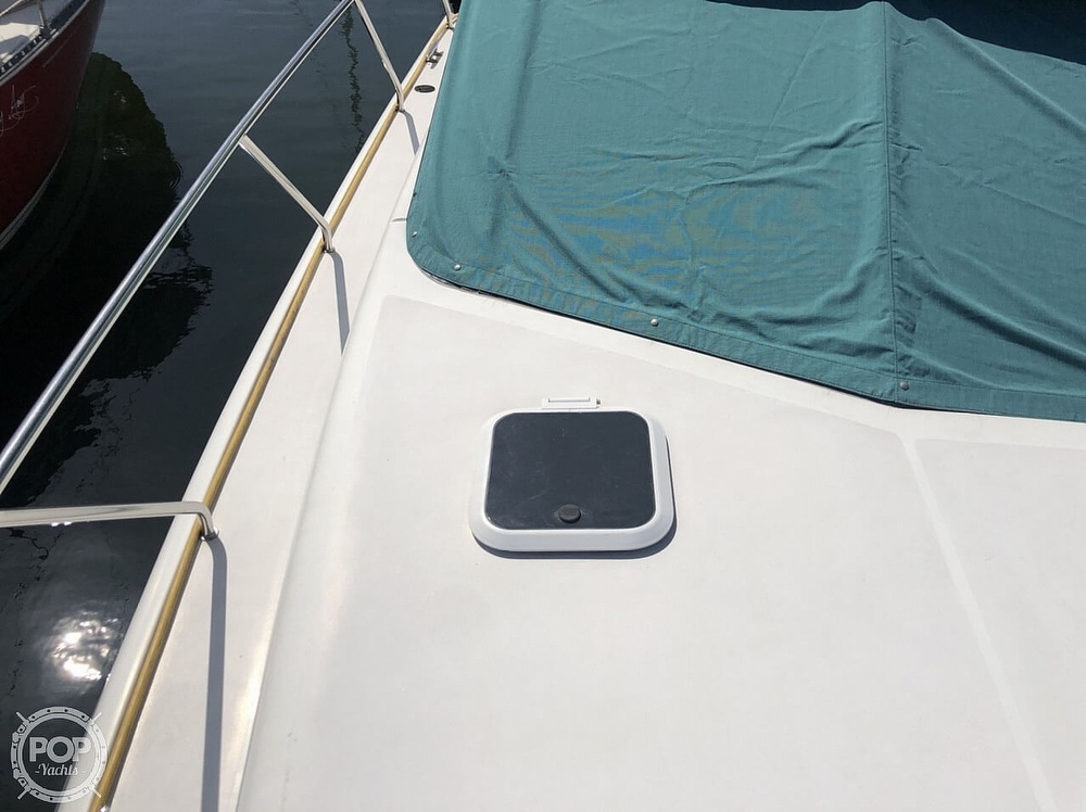 1993 Silverton boat for sale, model of the boat is 37 Convertible & Image # 32 of 40