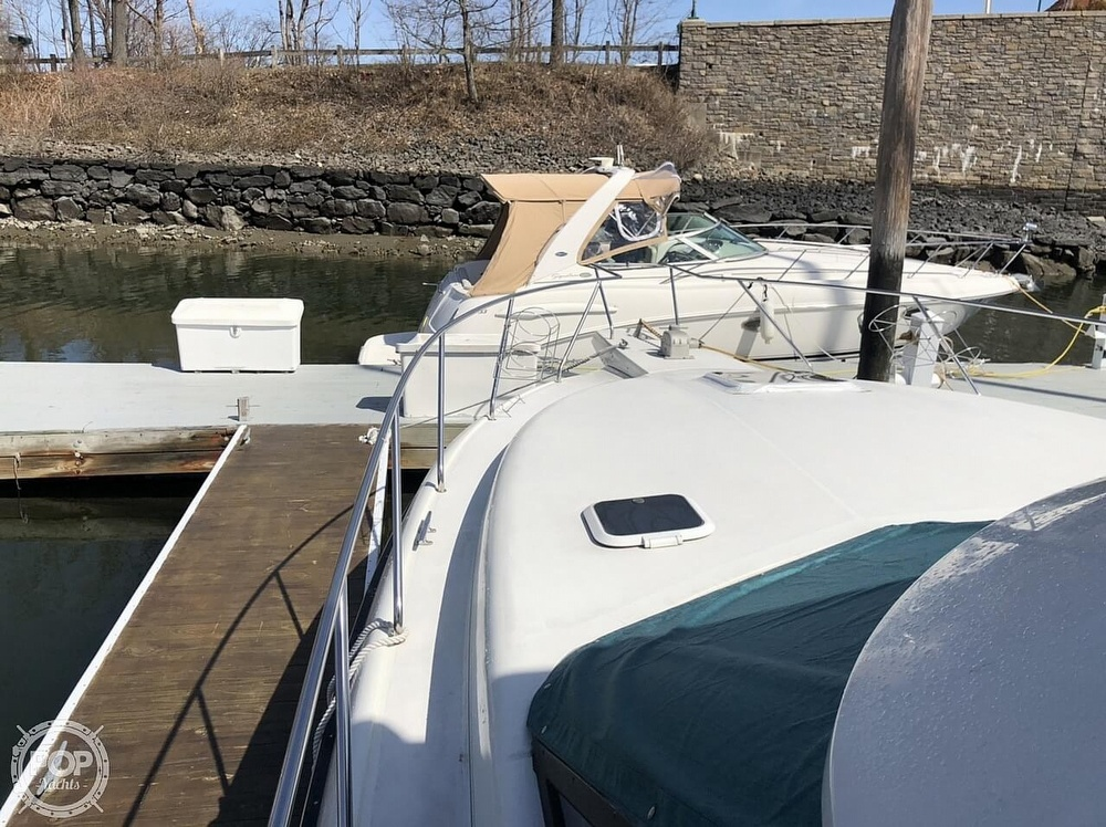 1993 Silverton boat for sale, model of the boat is 37 Convertible & Image # 22 of 40