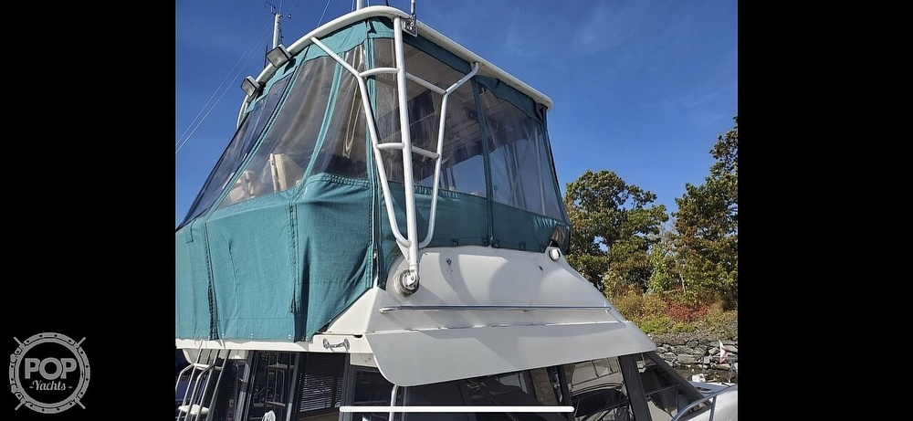 1993 Silverton boat for sale, model of the boat is 37 Convertible & Image # 38 of 40