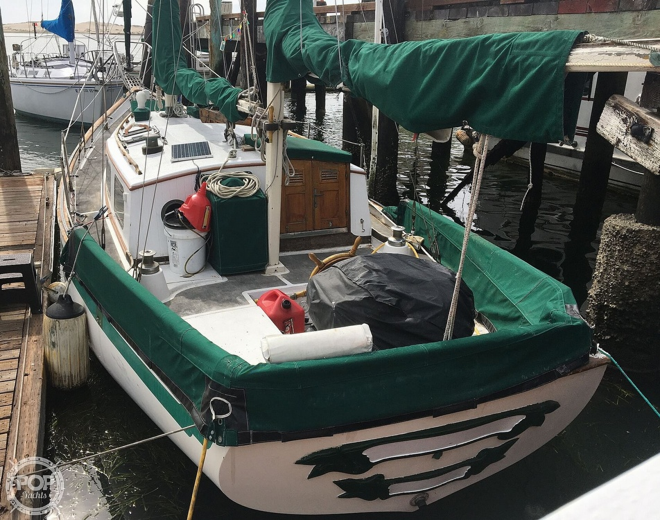 1973 Mariner boat for sale, model of the boat is 32 & Image # 4 of 40