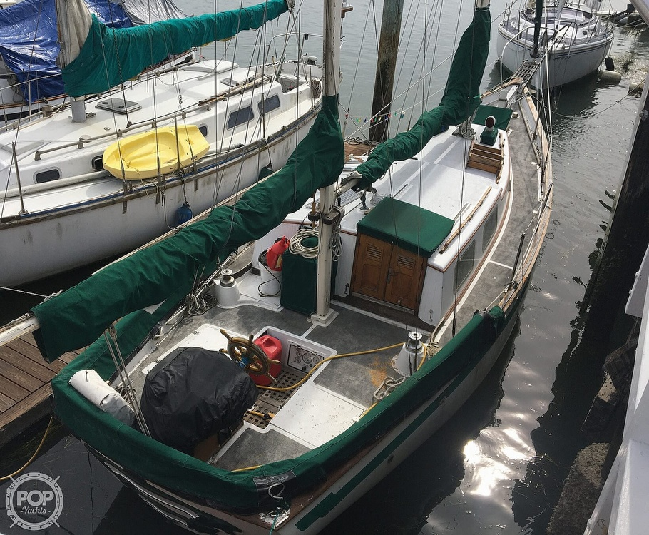 1973 Mariner boat for sale, model of the boat is 32 & Image # 3 of 40