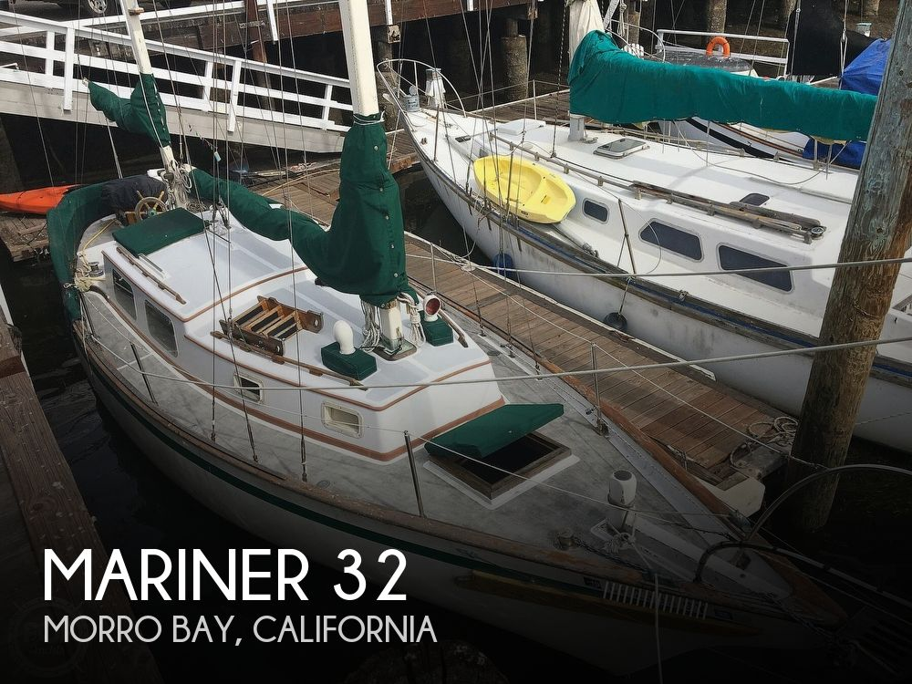 1973 Mariner boat for sale, model of the boat is 32 & Image # 1 of 40