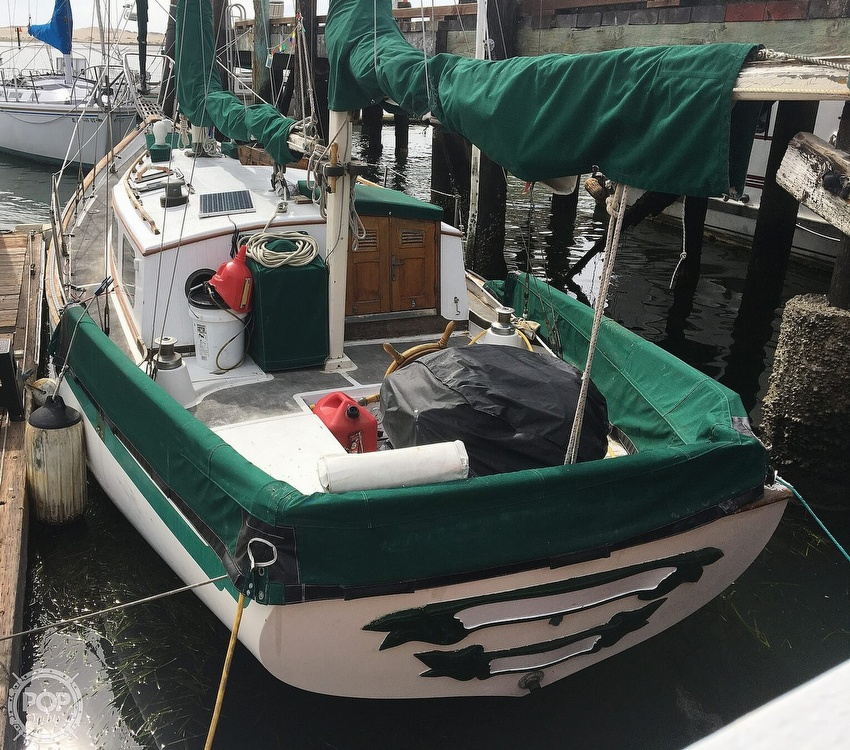 1973 Mariner boat for sale, model of the boat is 32 & Image # 39 of 40