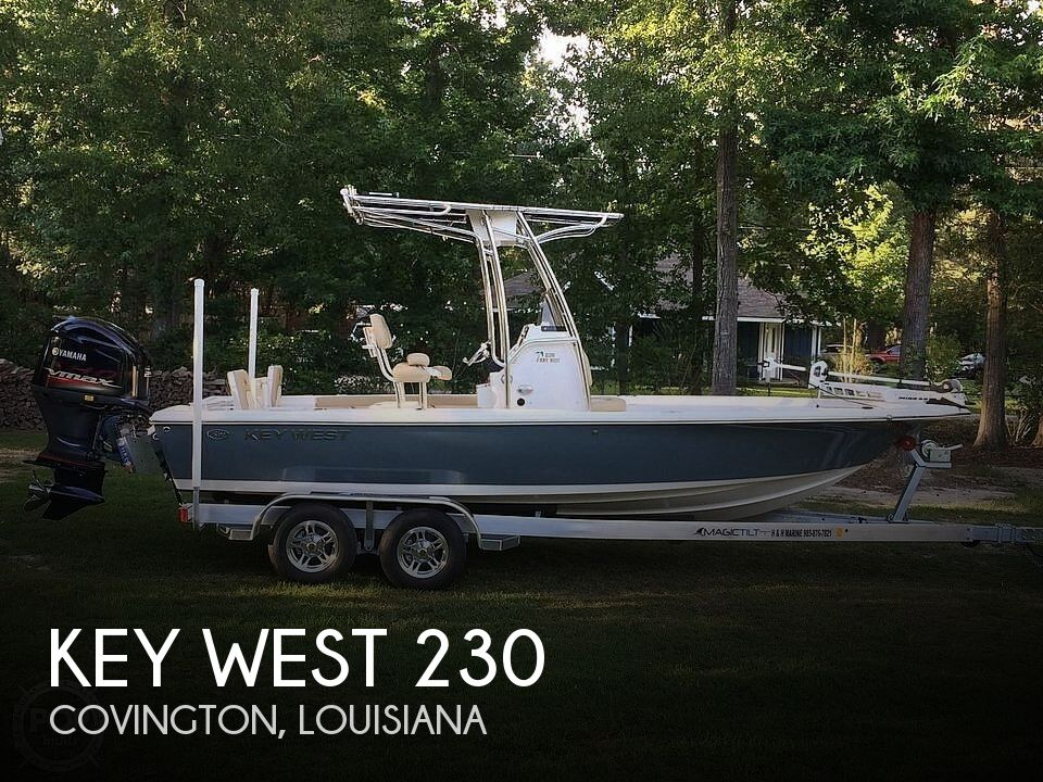 Used Key West Boats For Sale by owner | 2018 Key West 230 BR