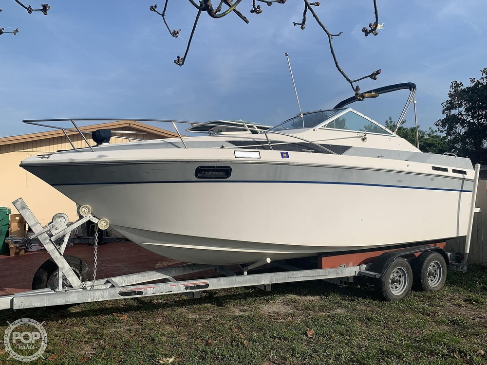 1989 Chris Craft boat for sale, model of the boat is Amerosport 250 & Image # 5 of 40