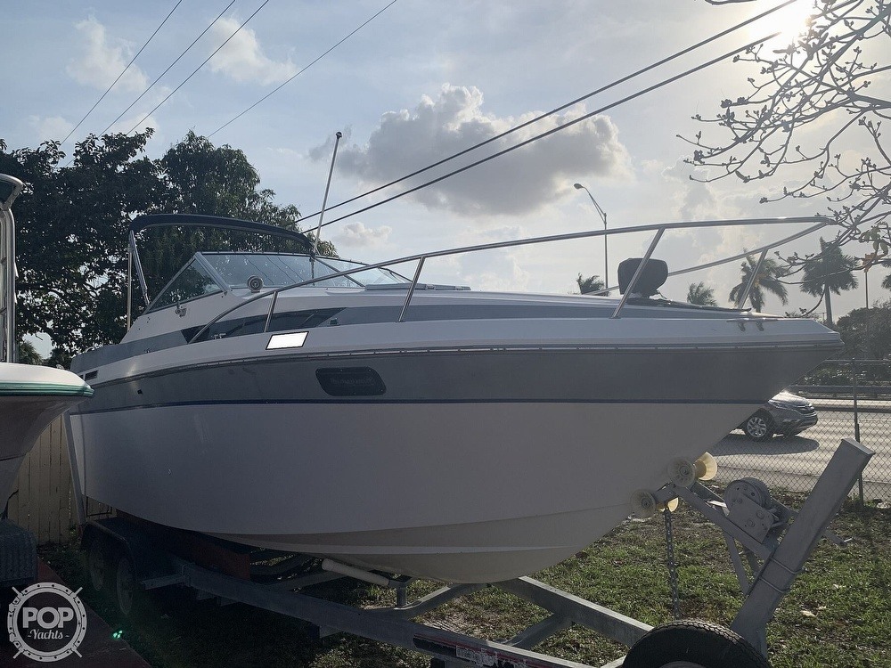 1989 Chris Craft boat for sale, model of the boat is Amerosport 250 & Image # 8 of 40