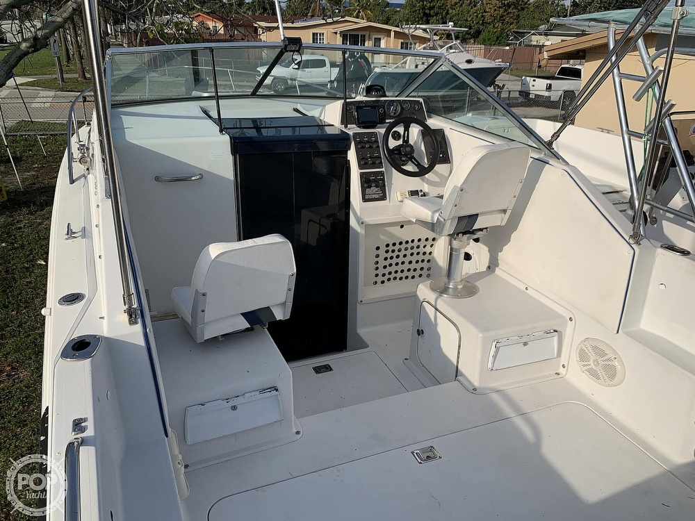 1989 Chris Craft boat for sale, model of the boat is Amerosport 250 & Image # 26 of 40