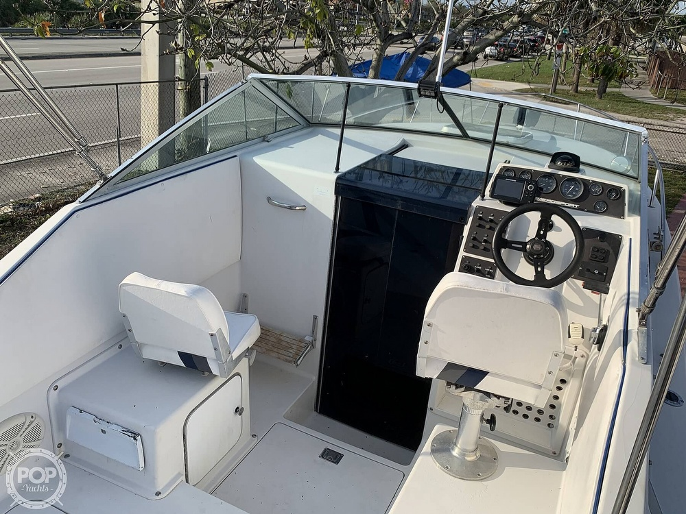 1989 Chris Craft boat for sale, model of the boat is Amerosport 250 & Image # 27 of 40
