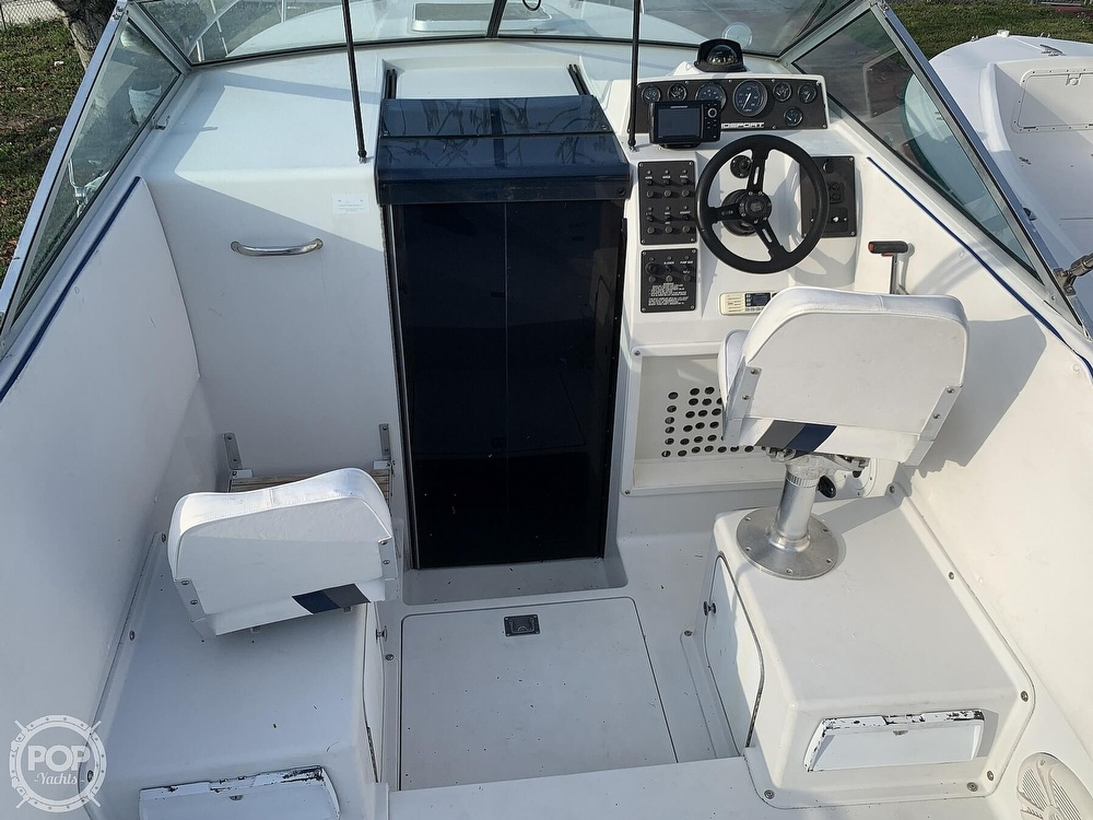 1989 Chris Craft boat for sale, model of the boat is Amerosport 250 & Image # 30 of 40