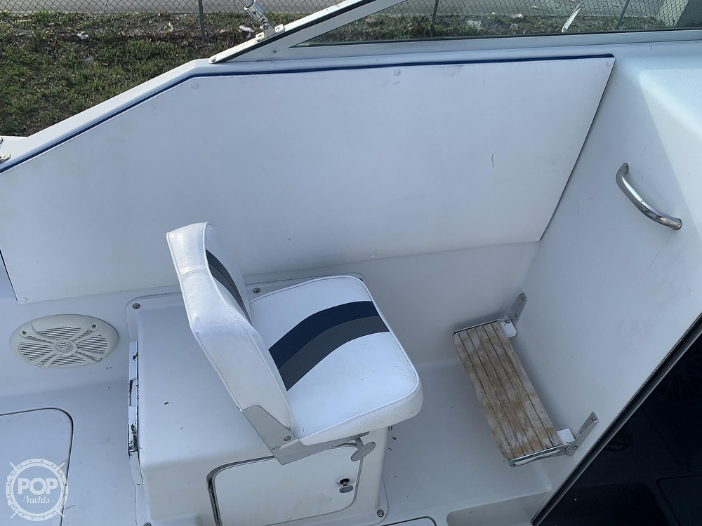 1989 Chris Craft boat for sale, model of the boat is Amerosport 250 & Image # 31 of 40