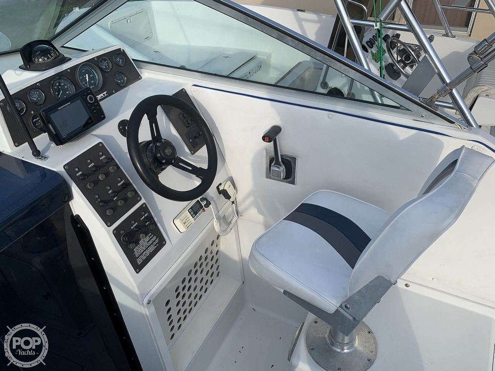 1989 Chris Craft boat for sale, model of the boat is Amerosport 250 & Image # 32 of 40