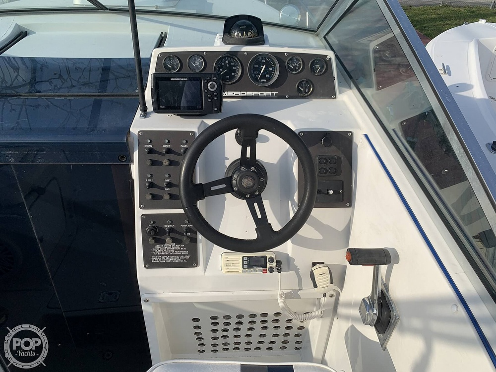 1989 Chris Craft boat for sale, model of the boat is Amerosport 250 & Image # 39 of 40