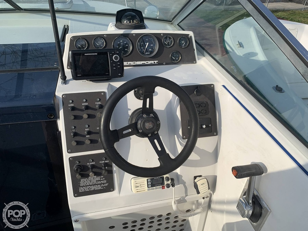 1989 Chris Craft boat for sale, model of the boat is Amerosport 250 & Image # 40 of 40