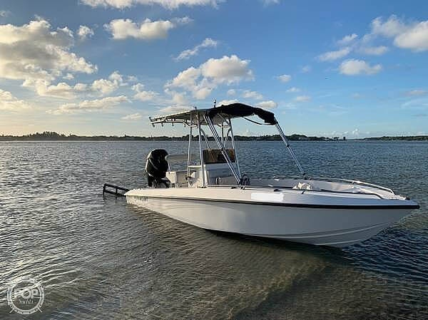 2004 Paramount boat for sale, model of the boat is 21 Super Fisherman & Image # 2 of 40