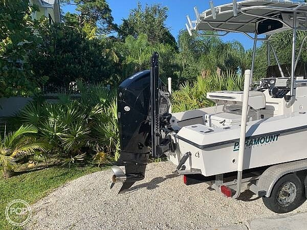 2004 Paramount boat for sale, model of the boat is 21 Super Fisherman & Image # 13 of 40